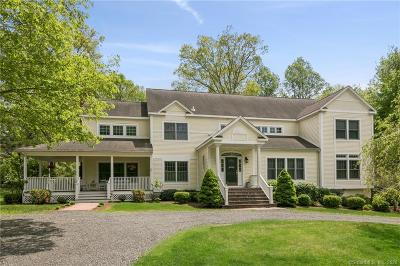 Guilford Single Family Home For Sale: 8 East Bearhouse Hill Road
