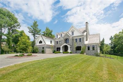 Darien, Easton, Fairfield, New Canaan, New Fairfield, Newtown, Norwalk, Redding, Ridgefield, Shelton, Stamford, Trumbull, Westport, Beacon Falls, Branford, Guilford, Milford, Southbury, West Haven Single Family Home For Sale: 22 Coleytown Road