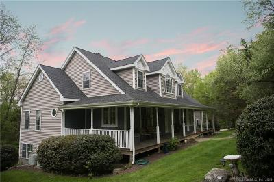 Southbury Single Family Home For Sale: 257 Perkins Road