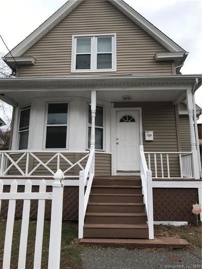 Bridgeport Single Family Home For Sale: 40 Bell Street