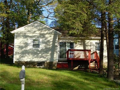 Plymouth Single Family Home For Sale: 19 Lake Forest Road