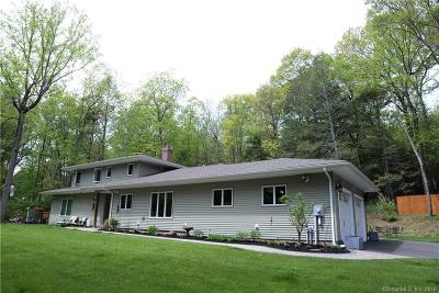 New Haven County Single Family Home For Sale: 5 Brinsmade Road