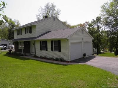 Windham County Single Family Home For Sale: 23 Birchwood Drive