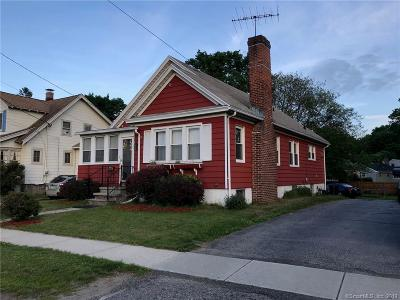 Stratford Single Family Home For Sale: 1691 North Avenue