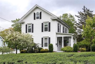 Southington Single Family Home For Sale: 29 Woodruff Street