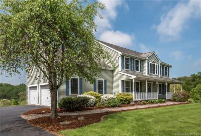 South Windsor CT Single Family Home For Sale: $484,900