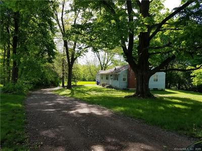 Suffield Single Family Home For Sale: 288 North Main Street