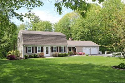 Fairfield County Single Family Home For Sale: 28 Cayer Circle