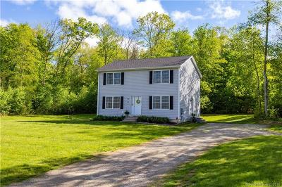 Windham County Single Family Home For Sale: 18 Hoopers Lane