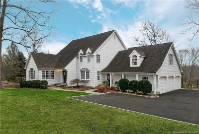 Wilton Single Family Home For Sale: 31 Branch Brook Road