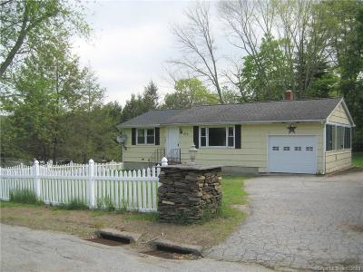 Windham County Single Family Home For Sale: 936 Bailey Hill Road