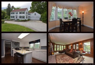Norwich Single Family Home For Sale: 100 Harland Road