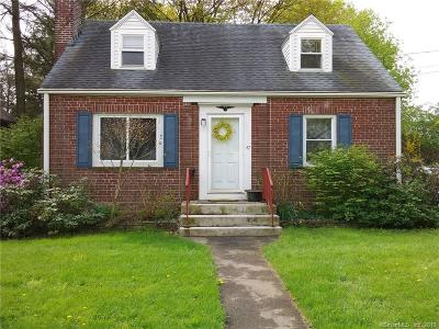 Hamden Single Family Home For Sale: 47 Harding Street