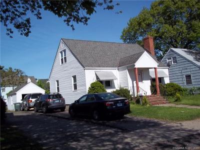 Bridgeport Single Family Home For Sale: 90 Hillside Avenue