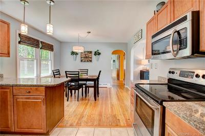 Willington Single Family Home For Sale: 25 Village Street