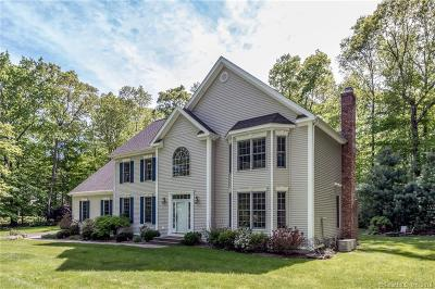 New Haven County Single Family Home For Sale: 913 Durham Road