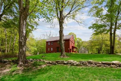 Windham County Single Family Home For Sale: 339 North Society Road