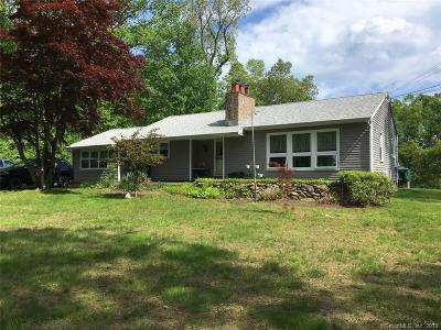 Fairfield County Single Family Home For Sale: 16 Jeremiah Road