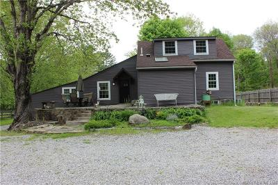 Madison Single Family Home For Sale: 461 Green Hill Road