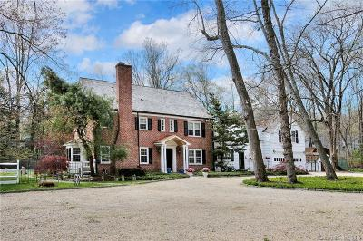 Westport Single Family Home For Sale: 27 Stonybrook Road