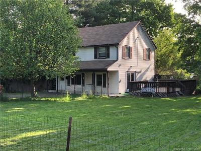 Watertown CT Single Family Home For Sale: $169,900