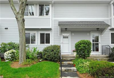 Greenwich Condo/Townhouse For Sale: 7 Whiffletree Way #7