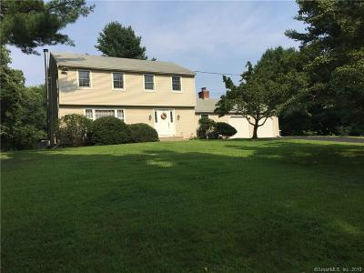 New Haven County Single Family Home For Sale: 487 Peck Lane