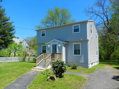 Newington Single Family Home For Sale: 1512 Willard Avenue