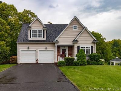 Windsor Single Family Home For Sale: 438 Pembrooke Lane #438