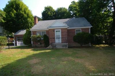 Norwalk CT Single Family Home For Sale: $349,000