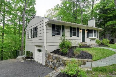 Ridgefield Single Family Home For Sale: 338 Limestone Road