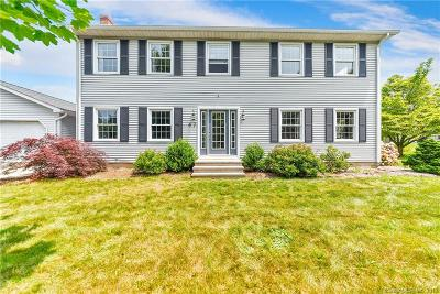 Somers Single Family Home For Sale: 47 Billings Road