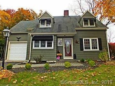 Meriden Single Family Home For Sale: 274 Parker Avenue