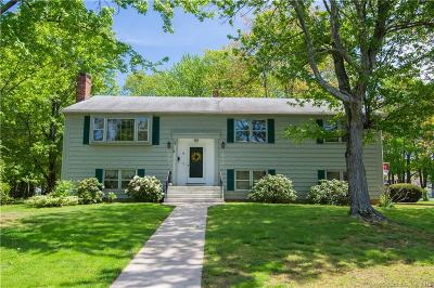 Wethersfield Single Family Home For Sale: 70 Carriage Hill Drive