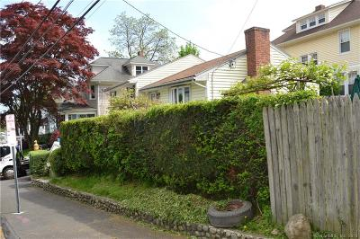 Norwalk Single Family Home For Sale: 36 Clay Street