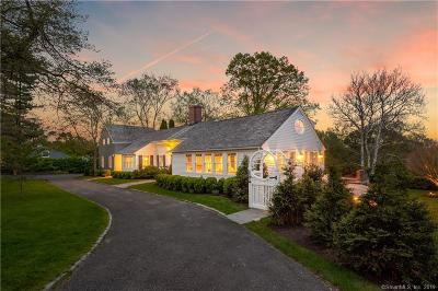 Westport Single Family Home For Sale: 28 Cavalry Road