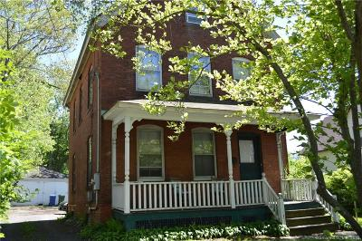 Middletown Single Family Home For Sale: 58 Silver Street