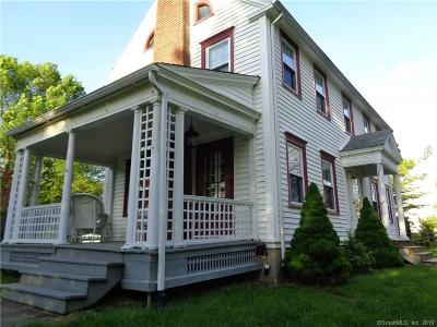 South Windsor Single Family Home For Sale: 47 Ferry Lane