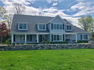 Stamford Single Family Home For Sale: 3 Calder Bridge Drive