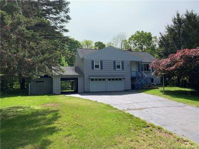 Cheshire Single Family Home For Sale: 309 Fenn Road