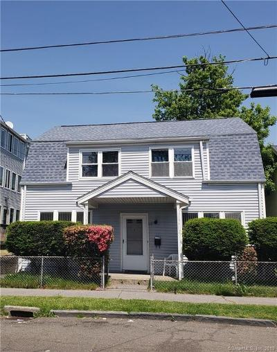Bridgeport Single Family Home For Sale: 60 Hudson Street