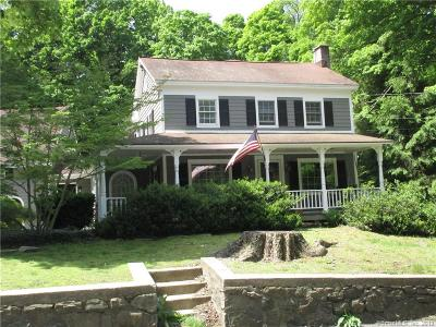 Newtown Single Family Home For Sale: 31 Dodgingtown Road