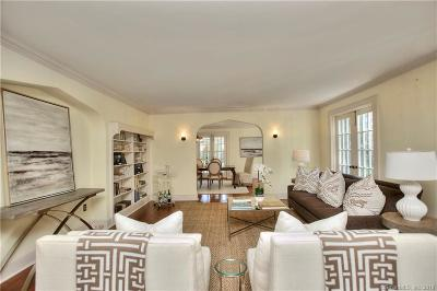 Norwalk Single Family Home For Sale: 19 Old Saugatuck Road