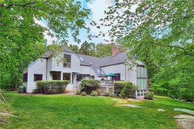 Wilton Single Family Home For Sale: 41 Wild Duck Road
