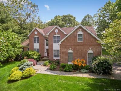 Fairfield Single Family Home For Sale: 544 Flintlock Road