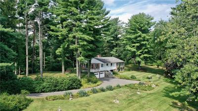Bethel Single Family Home For Sale: 11 Old Hawleyville Road