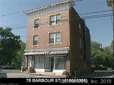 Hartford Multi Family Home For Sale: 75 Barbour Street