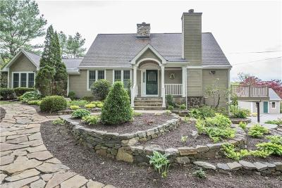 Barkhamsted Single Family Home For Sale: 75 Goose Green Road