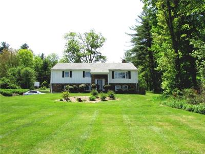 Litchfield Single Family Home For Sale: 115 Campville Road
