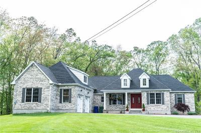 South Windsor CT Single Family Home For Sale: $750,000